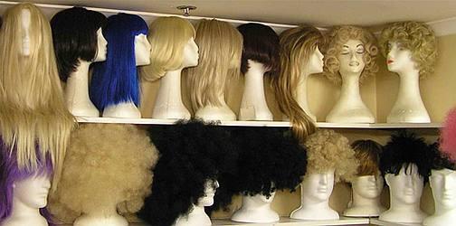 soho Wig Hire