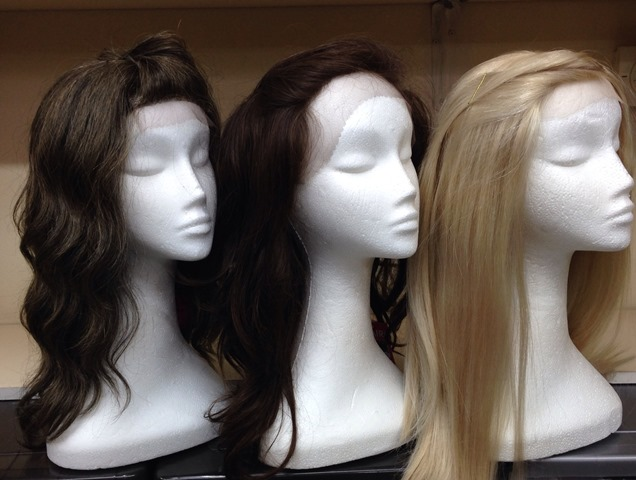 Lace Front Human Hair Wigs 22