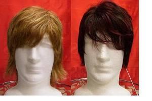 wig hire men